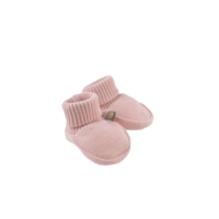 Forgaminnt Baby Booties Amber Yarn Cherry Blossom